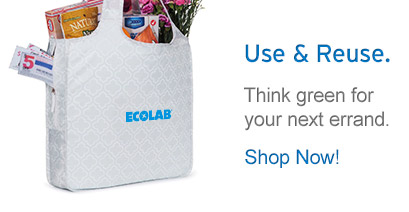 Ecolab Totes & Backpacks